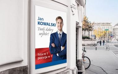 Jak zrobić dobry projekt plakatu wyborczego?