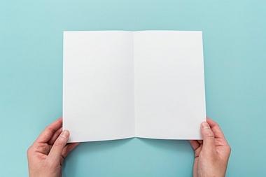Druk ulotek i plakatów - jaki papier kredowy wybrać?