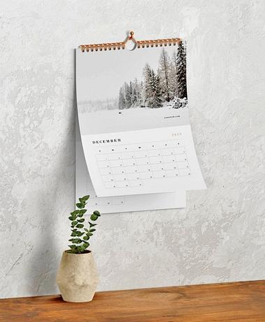 Pięc sposobów na wykorzystanie starego kalendarza