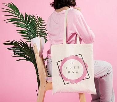 Modne torby bawełniane