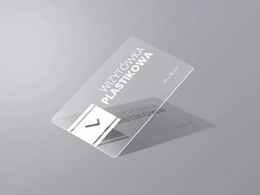 Zalety wizytówek plastikowych