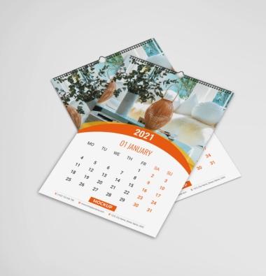 Kalendarz 2021 z datami świąt i dni wolnych