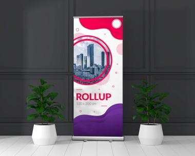 Rollup reklamowy - wyroluj konkurencję